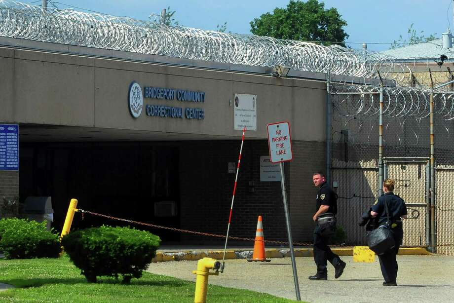 Bridgeport Correctional Center on North Avenue in Bridgeport. Photo: Christian Abraham / Hearst Connecticut Media / Connecticut Post