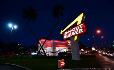 Bay Area's newest In-N-Out location is now open in Vallejo