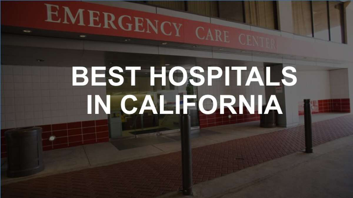Best hospitals in California according U.S. News and World Report