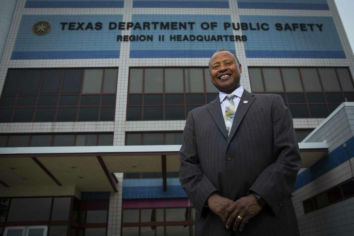 Department of Public Safety regional director Philip