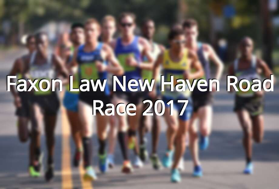 >> Click through the slideshow to see images from the 2017 Faxon Law New Haven Road Race. Photo: Catherine Avalone