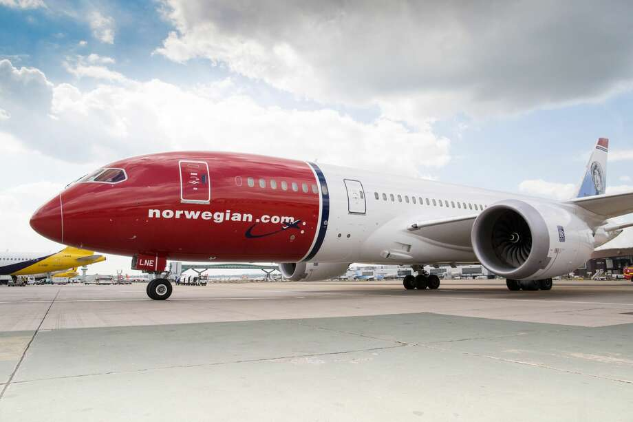 Norwegian Air 787 Dreamliner Photo: Norwegian Air