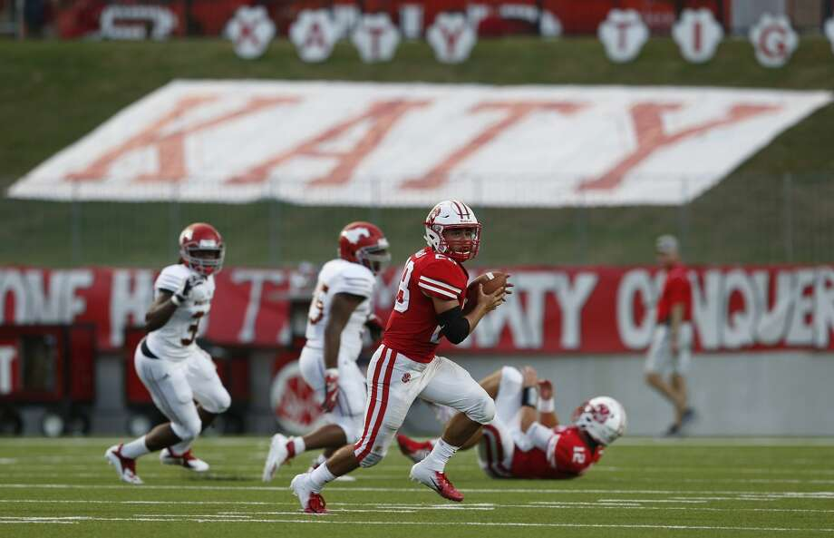 Statewide high school football scores: Week 1 - Houston ...