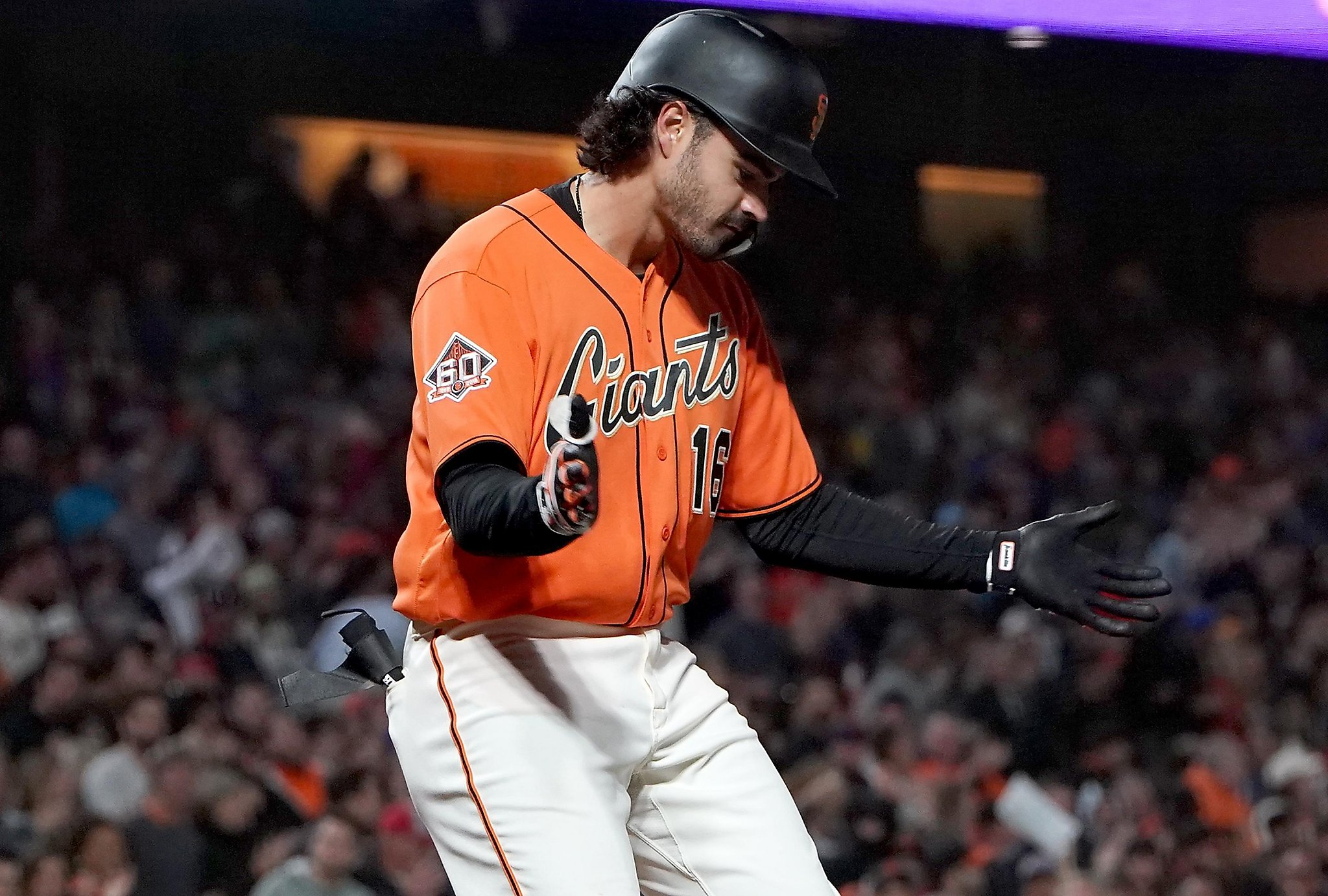 Giants catcher Aramis Garcia out 6-8 months
