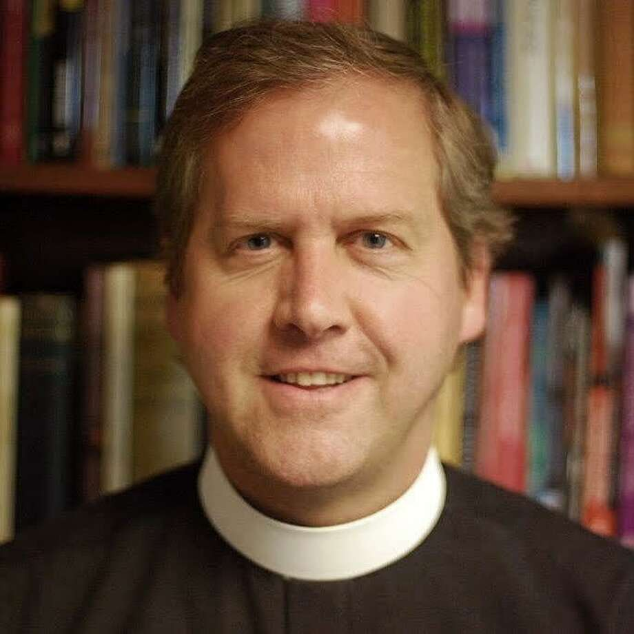 The Rev. Marek Zabriskie will become the new rector of historic Christ Church Greenwich in November. Photo: Contributed Photo / Contributed / Greenwich Time Contributed