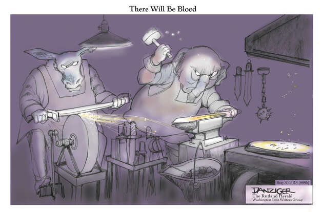 Photo: Jeff Danziger