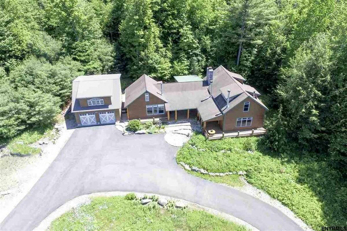 $749,000. 3432 South Shore Rd., Day, 12835. Open Sunday, Sept. 2, 11 a.m. to 2 p.m. View listing