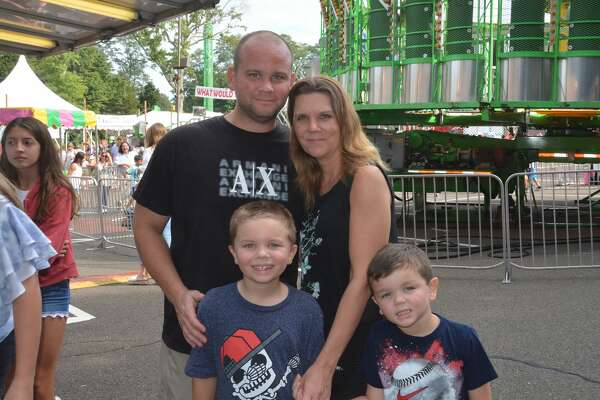 The annual St. Leo Fair was held in Stamford on August 28 - September 1, 2018. Fair goers feasted on everything from pasta and pizza to clam chowder and seafood as well as traditional carnival food. Families also enjoyed rides and games. Were you SEEN?