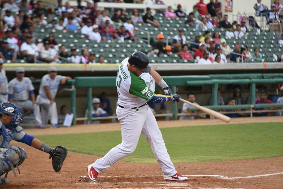 Balbino Fuenmayor and the Tecolotes Dos Laredos have been held to 11 combined runs over the past five games. They are averaging 8.3 hits per game over that stretch. Photo: Christian Alejandro Ocampo /Laredo Morning Times / Laredo Morning Times