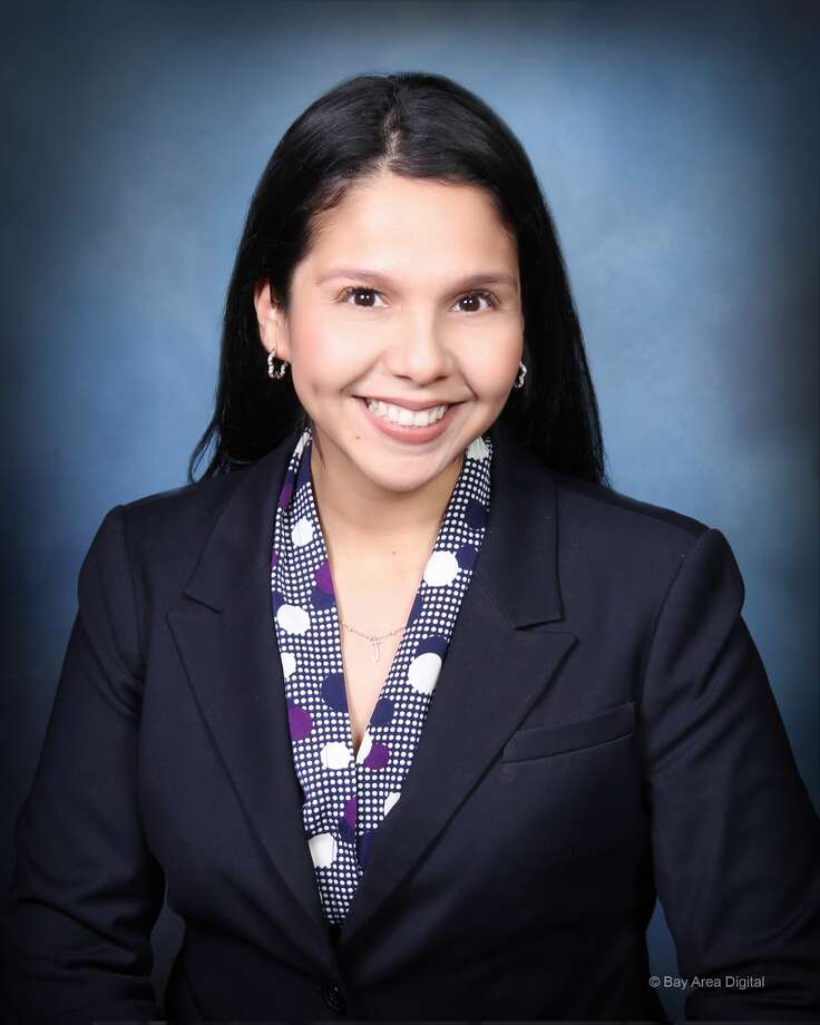 Jessica C. Salazar, principal of Los Obispos Middle School, has been selected to represent the Texas Association of Secondary School Principals as the region's Outstanding Principal of the Year. Photo: Courtesy