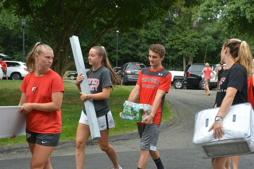 It's that time of year again! Click through to see when Connecticut's college campuses will be welcoming students back fro the 2019-20 school year.