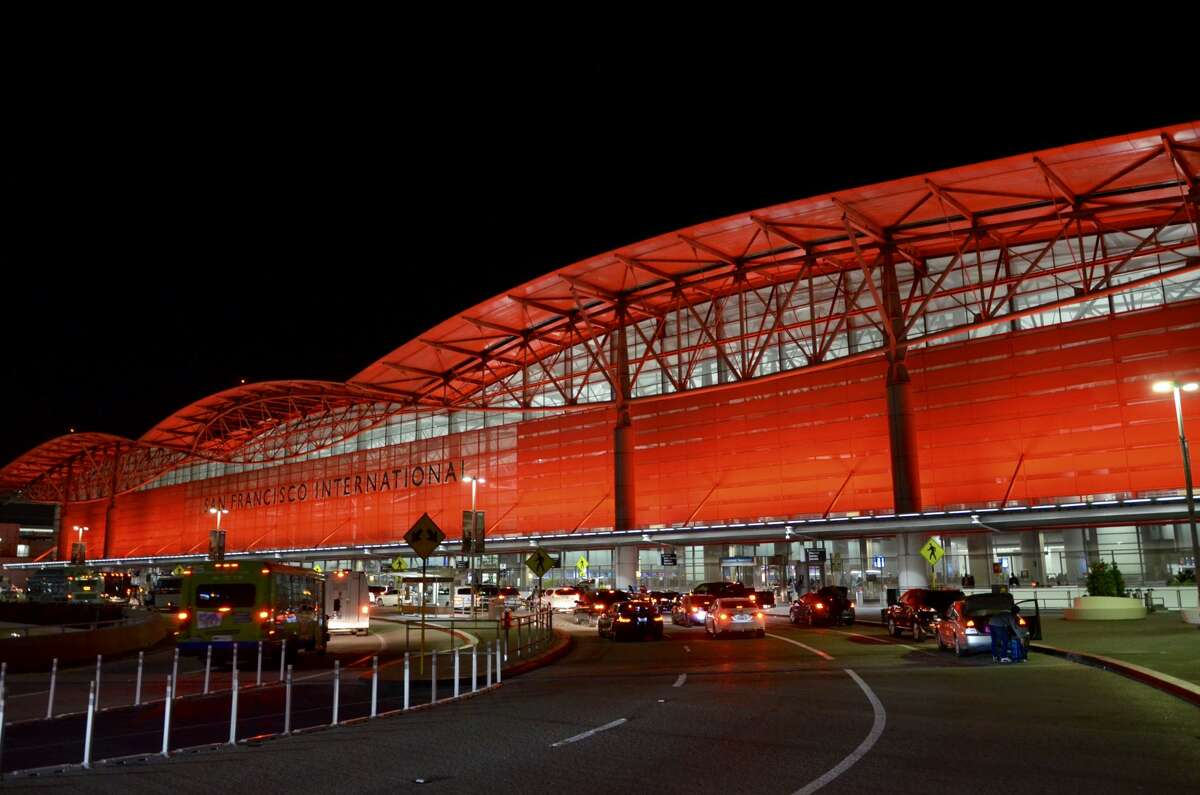 Mega No. 10: San Francisco International Airport J.D. Power ranking: 763