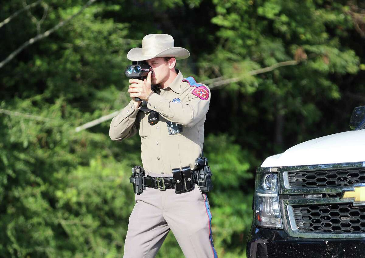 DPS troopers, including Trooper Spencer Shaw, will be out all weekend in stepped up patrols during the Labor Day holiday weekend. Slow down, make sure your seat belt is fastened and don?'t drink and drive.