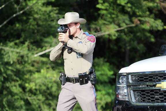 DPS troopers, including Trooper Spencer Shaw, will be out all weekend in stepped up patrols during the Labor Day holiday weekend. Slow down, make sure your seat belt is fastened and don't drink and drive.