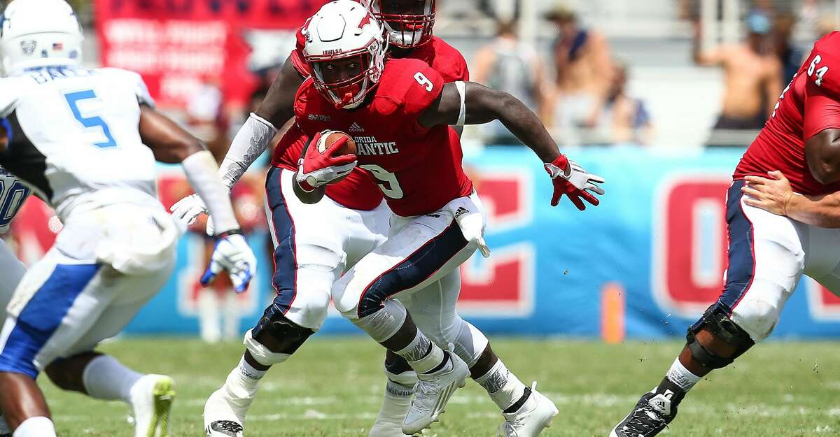 PHOTOS: A look at the players cut by the Texans this weekend BOCA RATON, FL - SEPTEMBER 19: Running back Greg Howell #9 of the Florida Atlantic Owls in action during the game against the Buffalo Bulls at FAU Stadium on September 19, 2015 in Boca Raton, Florida. (Photo by Rob Foldy/Getty Images) Browse through the photos above for a complete look at Texans players who got cut on the final weekend of the preseason.