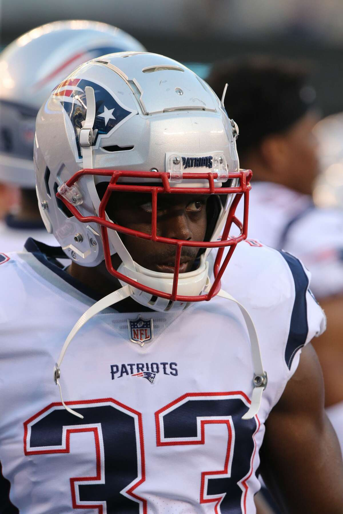 A.J. Moore getting up to speed with Texans after Patriots stint