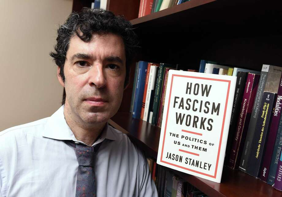 yale author warns of rise of fascist politics in u s worldwide