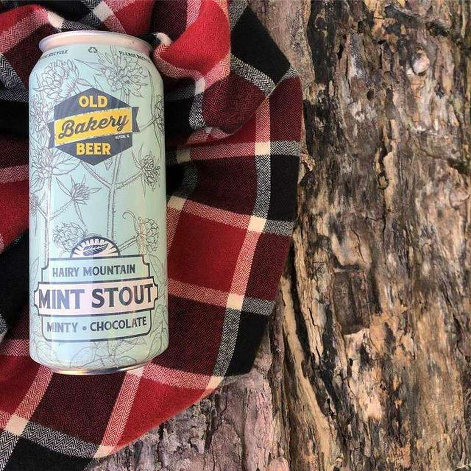 """Old Bakery Beer Co. of Alton and The Nature Institute (TNI) of Godfrey created """"Nature Brews"""" and the newly-released collaboration stout, Hairy Mountain Stout, will feature a native prairie plant called Hairy Mountain Mint. Photo: For The Telegraph"""