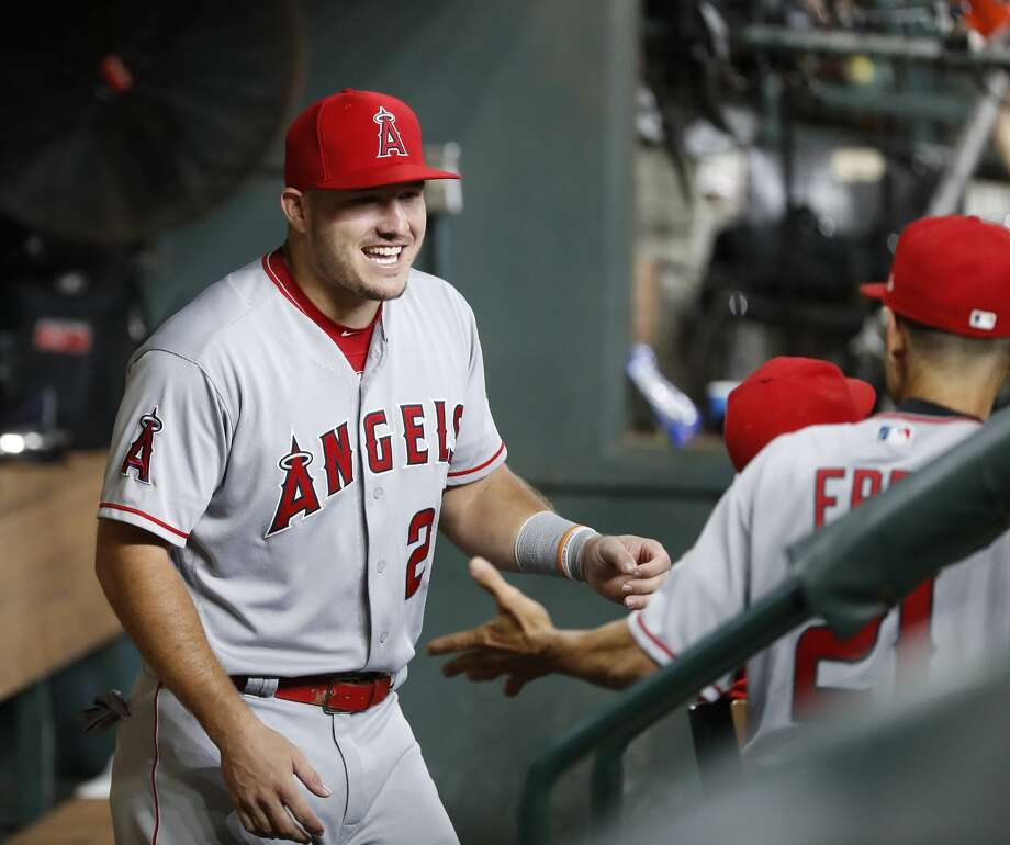 1. Mike Trout, Angels