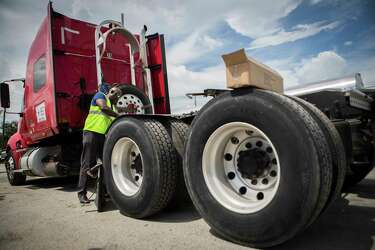 Truck driver shortage constrains booming Texas oil fields