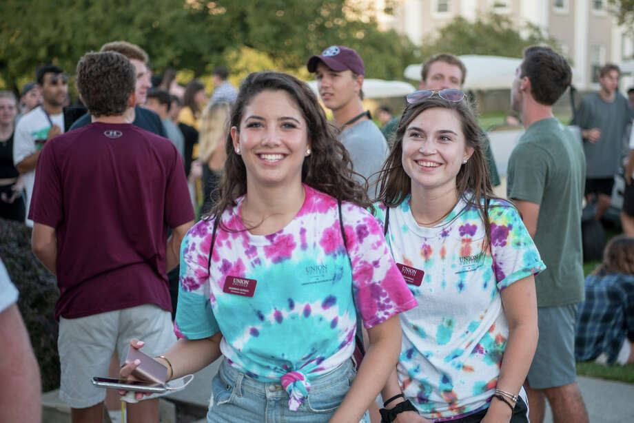 Were you Seen on move-in day at Union College in Schenectady on Sunday, Sept. 2, 2018? Photo: Union College Communications Office / shawn LaChapelle