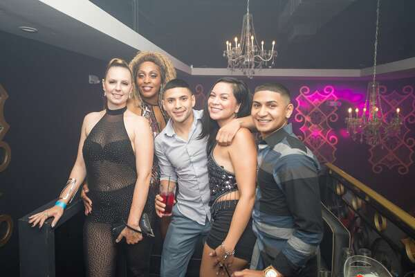 San Antonio partied and raved on Saturday, Sept. 1, 2018 at Hotel Discotheque.