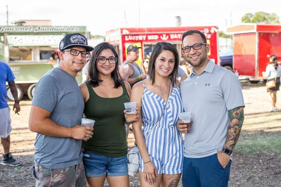 People gathered at the Alamo Beer Company to find the best michelada at Michelada Madness. Photo: Kody Melton