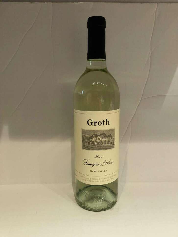 2017 Groth Sauvignon Blanc Napa Valley