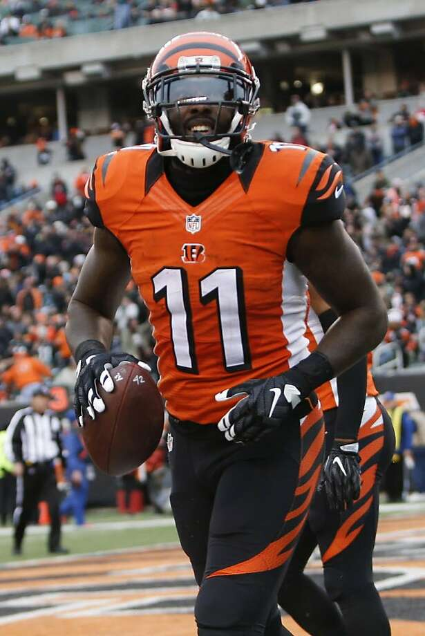 Brandon LaFell had 52 catches for 548 yards in 2017. Photo: Frank Victores / Associated Press