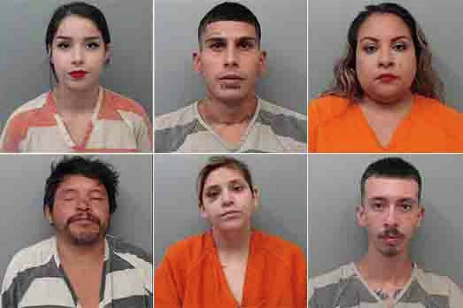 Keep scrolling to see individuals arrested in August in Laredo.  Photo: Webb County Sheriff's Office