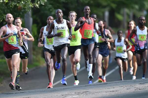 Images of the Faxon Law New Haven Road Race Monday, September 1, 2018 in New Haven.