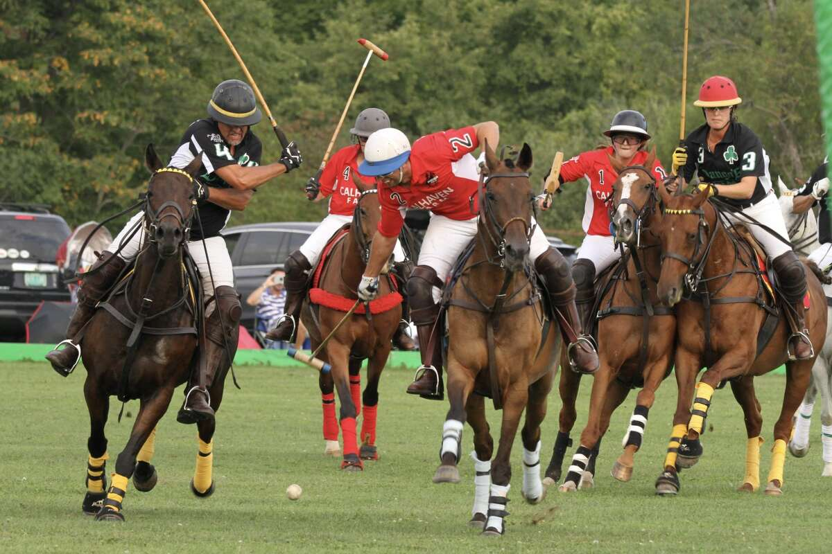 The Ram Trucks Polo Hall of Fame Cup Finals at Saratoga Polo Association on September 2, 2018.