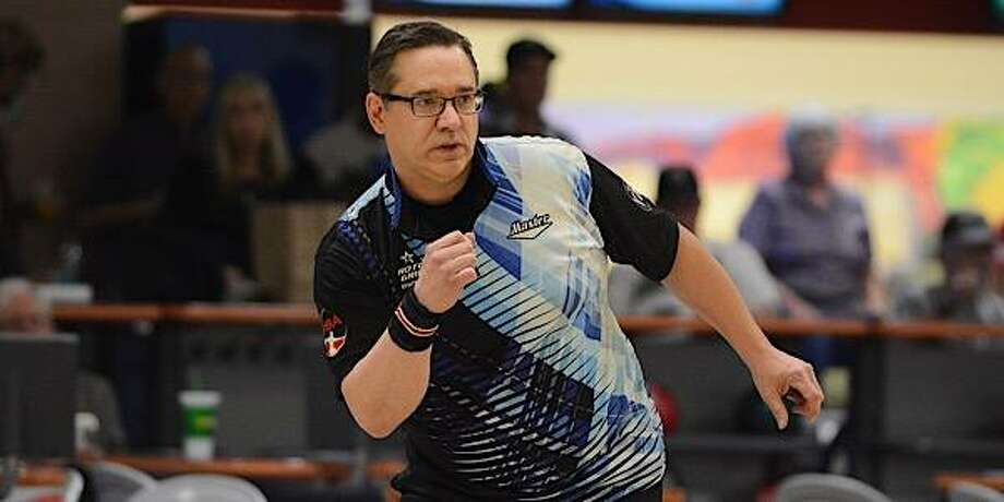 PBA50 bowler Brian LeClair of Delmar. Photo: Photo Courtesy Of PBA