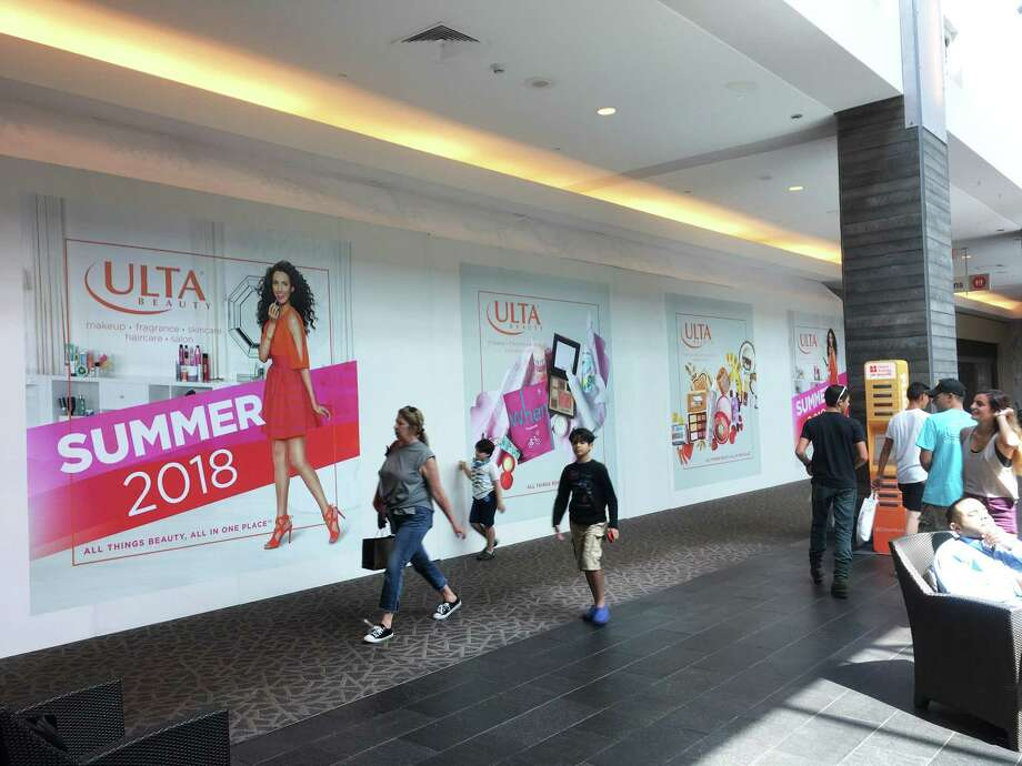 Ulta Beauty's planned location at Westfield Trumbull in Trumbull, Conn., with the chain setting an opening date of Friday, Sept. 7, 2018. Photo: Alexander Soule / Hearst Connecticut Media / Stamford Advocate