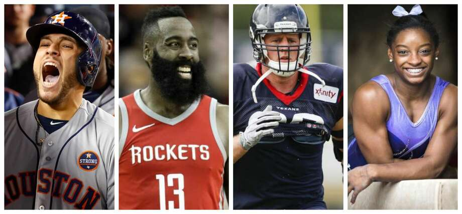 PHOTOS: Houston's most influential sports figures