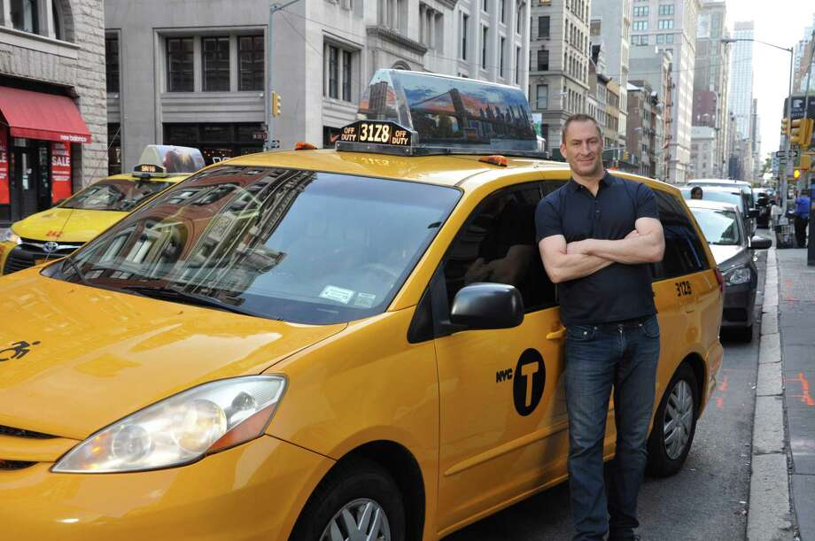 "Comedian Ben Bailey, host of Discovery Channel's ""Cash Cab,"" is bringing his stand-up act to Bridgeport's Stress Factory Comedy Club Sept. 14-15. Photo: Loshak PR / Contributed Photo / Connecticut Post Contributed"