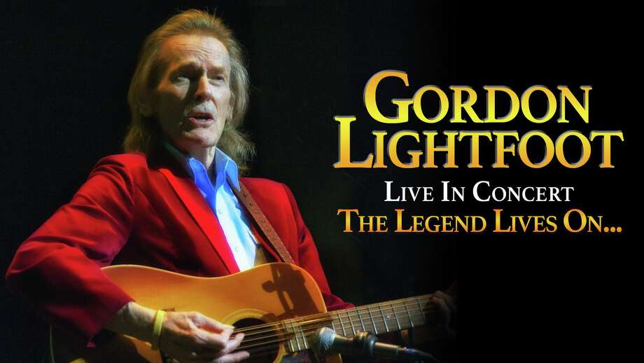 "Gordon Lightfoot will bring his ""The Legend Live On"" to The Dow Event Center Oct. 28. Tickets go on sale at 10 a.m. Friday. Photo: Https://www.facebook.com/GordonLightfootOfficial/"