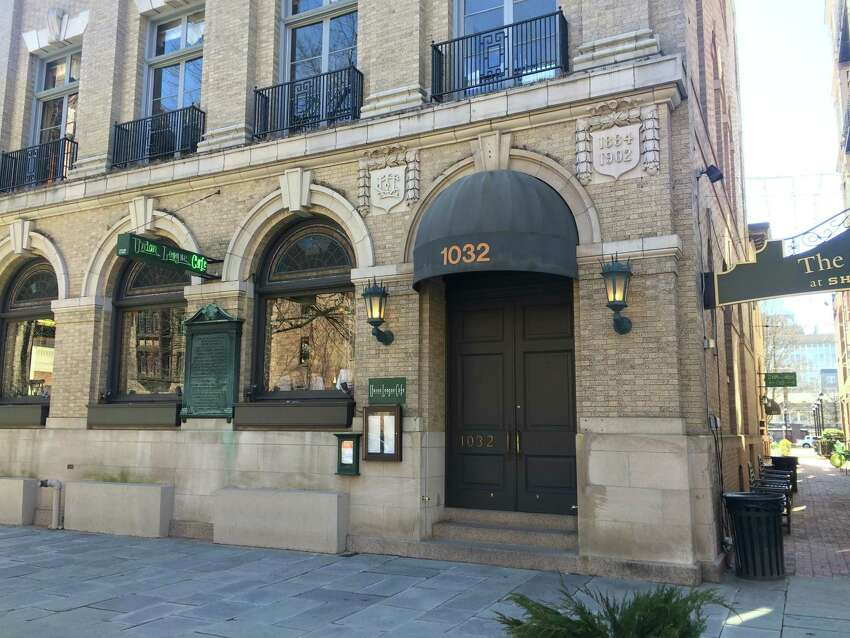 Union League Cafe, New Haven Best overall excellence Most romantic Best French