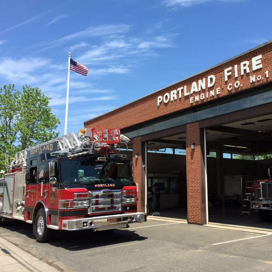 The Portland Fire Department is located at 33 East Main St. Photo: Contributed Photo