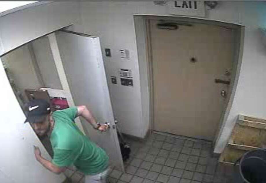 New Haven Dunkin' Donuts burglary suspect Photo: Courtesy Of New Haven Police Dept.