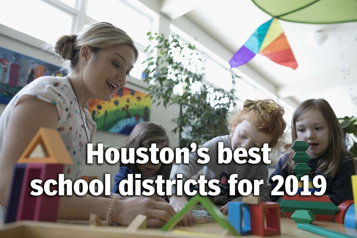 Niche ranked these the best public school districts in the Greater Houston area for 2019.