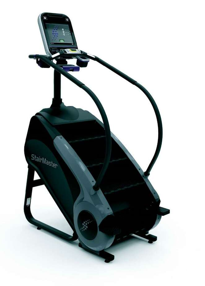 Core Health & Fitness is recalling about 3,500 StairMaster branded 8G  Gauntlet Stepmill  machines because steps can accelerate rapidly without input from the user,  creating a fall hazard. Photo: Contributed / U.S. Consumer Products Safety Commission