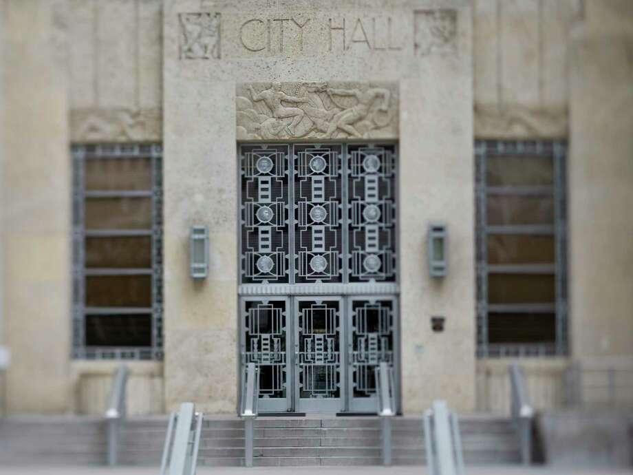 Houston City Hall Photo: Nick De La Torre, Staff / Houston Chronicle / Houston Chronicle