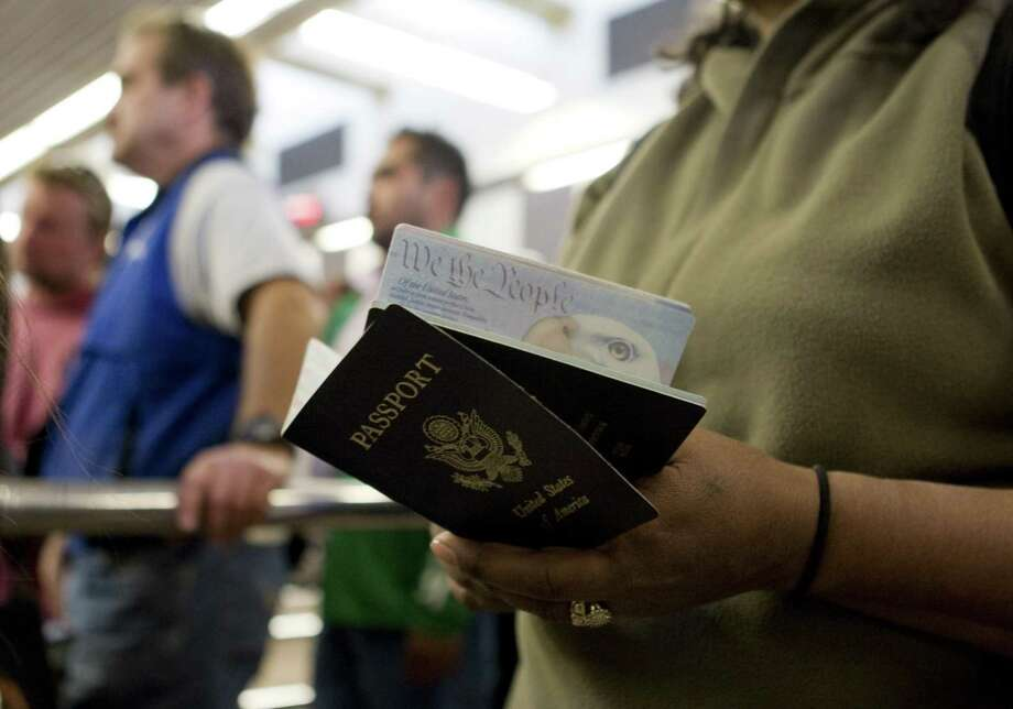 Along the Texas/Mexico border, reports suggest that the U.S. is improperly denying passports to people who are, in fact, American citizens. Photo: File Photo / X01380