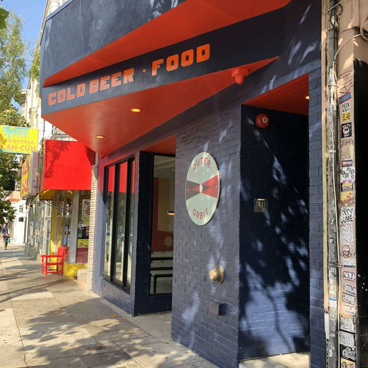 Outer Orbit Cuisine: Hawaiian, bar Find them: 3215 Mission St.  Inspection date: Aug. 20, 2018