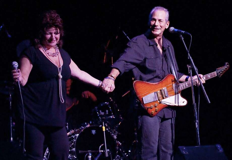 Kal David and Lauri Bono will be at The Kate in Old Saybrook on Saturday, Sept. 8. Photo: Contributed Photo /
