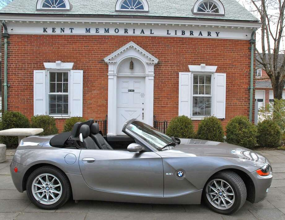 Kent Memorial Library is selling tickets for its annual car raffle. The prize? A sterling grey 2003 BMW Z4 Roadster will be raffled off this year. The convertible has very low mileage, and includes five speed manual transmission, fuel injection, 2.5 liter, 184 horsepower and a six cylinder. Tickets are $20. The drawing for the winner will be held at the 42nd annual Kent Pumpkin Run Oct. 28 at 2 p.m. Winners do not need to be present to win. Raffle tickets will be sold at the library, during the annual Library Book Sale and at multiple venues around town. For more information, call 860-927-3761. Photo: Courtesy Of Ray Olsen Photography / The News-Times Contributed