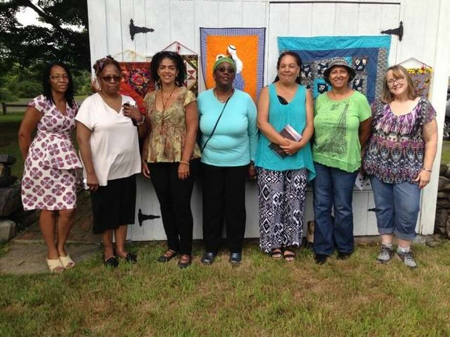 """Venture Smith Day will be held Sept. 8 in East Haddam. The women of """"Sisters In Stitches Joined by the Cloth"""" of eastern Massachusetts will return this year with their magnificent African American quilts. Photo: Contributed Photo /"""