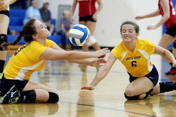 Caseville at North Huron - Volleyball