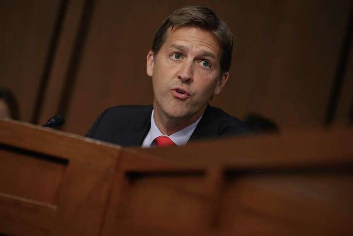 WASHINGTON, DC - SEPTEMBER 04:  U.S. Sen. Ben Sasse (R-NE) delivers remarks as Supreme Court nominee Judge Brett Kavanaugh appears for his confirmation hearing before the Senate Judiciary Committee in the Hart Senate Office Building on Capitol Hill September 4, 2018 in Washington, DC. Kavanaugh was nominated by President Donald Trump to fill the vacancy on the court left by retiring Associate Justice Anthony Kennedy.  (Photo by Chip Somodevilla/Getty Images)